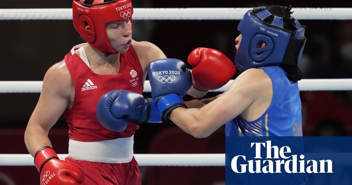 From taxis to Tokyo, Lauren Price claimed boxing gold the hard way