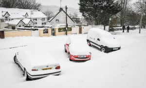 Beast from the east puts hits high street sales