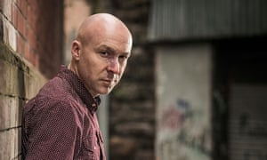 'Even the twists have twists' ... Chris Brookmyre.
