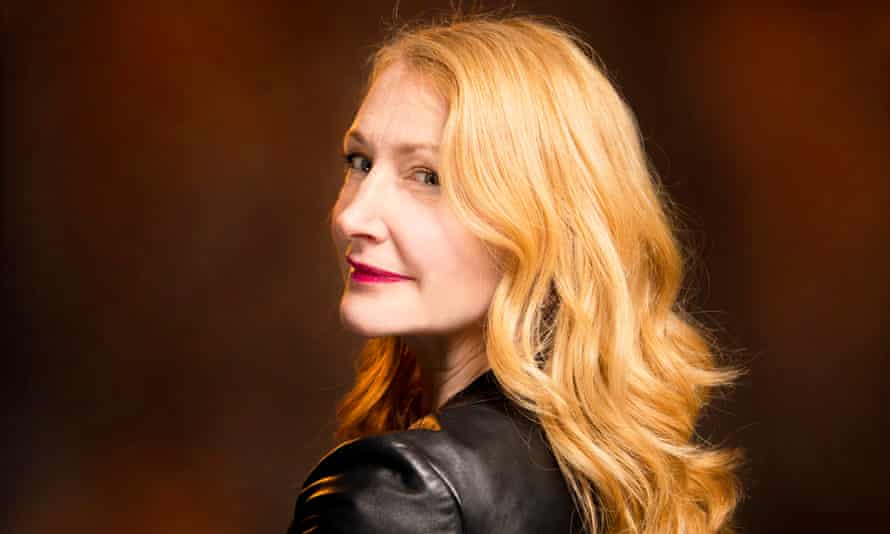 Patricia Clarkson for Film & Music. Photo by Linda Nylind. 1/6/2016.