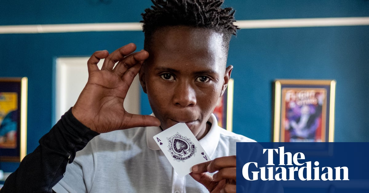 'It helped me get away from crime': Cape Town's College of Magic – a photo essay