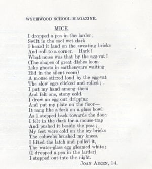 The Wychwood poem