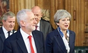 BBC and ITV are pushing ahead planning their own Brexit debate between Theresa May and Jeremy Corbyn.