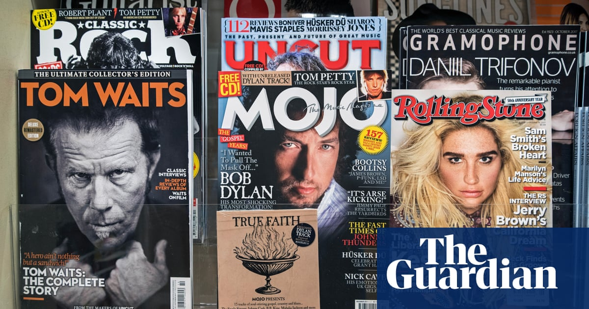 Brexit delays Mojo magazine as cover CDs remain stranded in EU