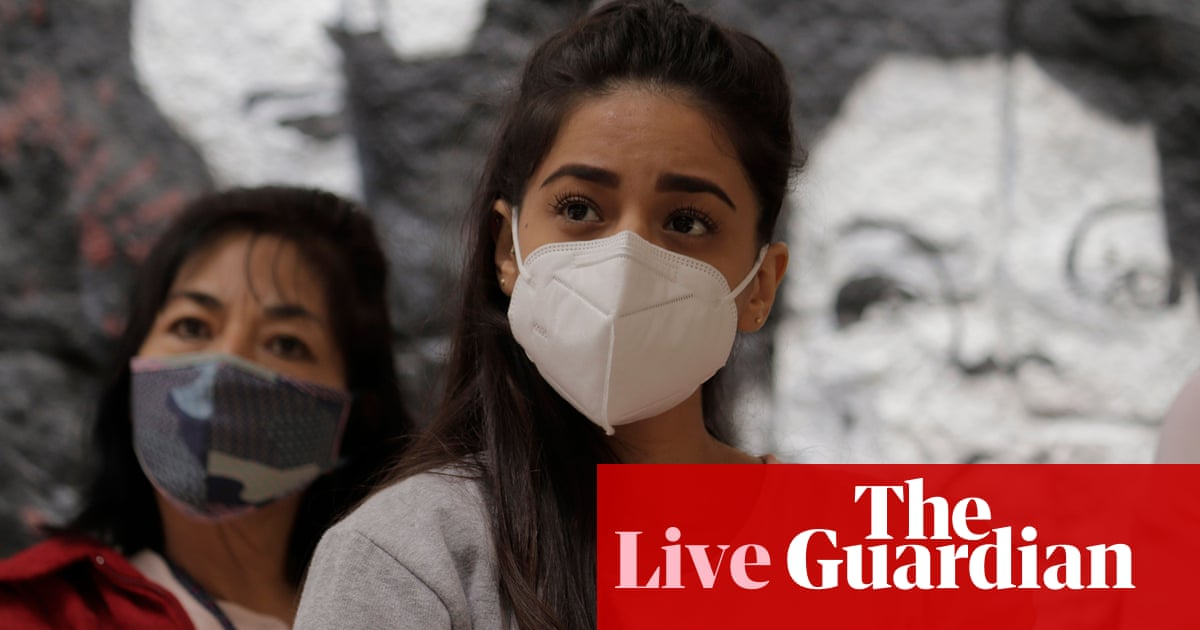 Coronavirus live news: Biden behind on global vaccine delivery; Thailand suffers second day of record deaths