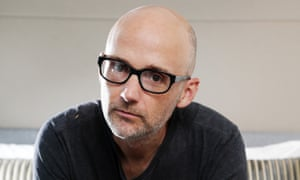 Hand them over, Moby ... the meeting between the musician and his old friend is a toe-curling delight.