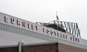 A general view of Burnley's ground, Turf Moor.