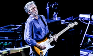 Eric Clapton: Happy Xmas review – the ghost of Christmas