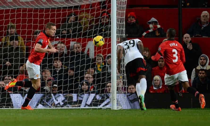 Fulham's Darren Bent