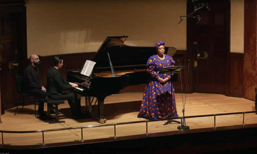 Gweneth Ann Rand and Simon Lepper, at Wigmore Hall.
