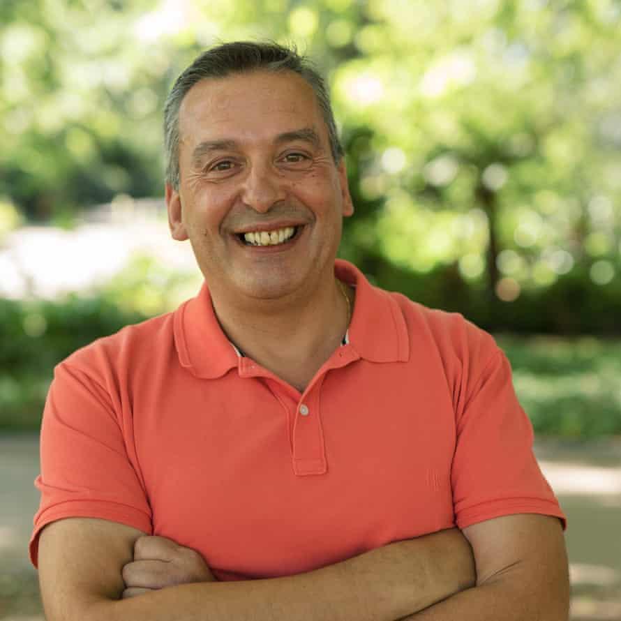 Christos Tsiolkas.