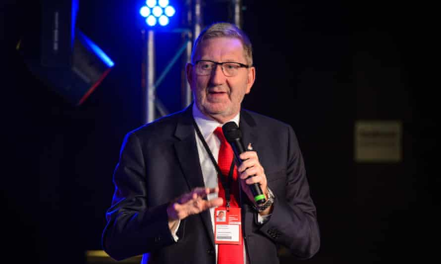 Len McCluskey said: 'I understand why there is a growing demand for mandatory reselection.'