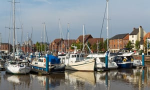 Siemens are set to develop the city's Alexandra Dock into Green Port Hull, an offshore wind-turbine facility.