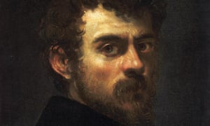 Shocking the burghers … a self portrait by Tintoretto.