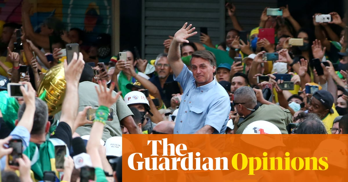 The Guardian view on Brazil's Bolsonaro: democracy is under attack