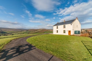 Fantasy : Isolated : Wearhead, County Durham