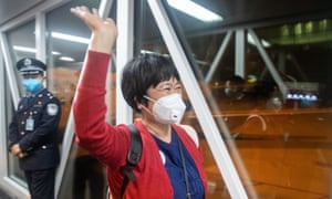 The first group of 123 overseas Hubei residents arrived back in Wuhan from Malaysia on 31 January. The Chinese government is using chartered planes to repatriate traveling Hubei province citizens as nations shut down transport in and out of the virus-hit nation