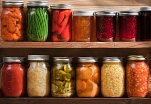 Pickles … stockpile now