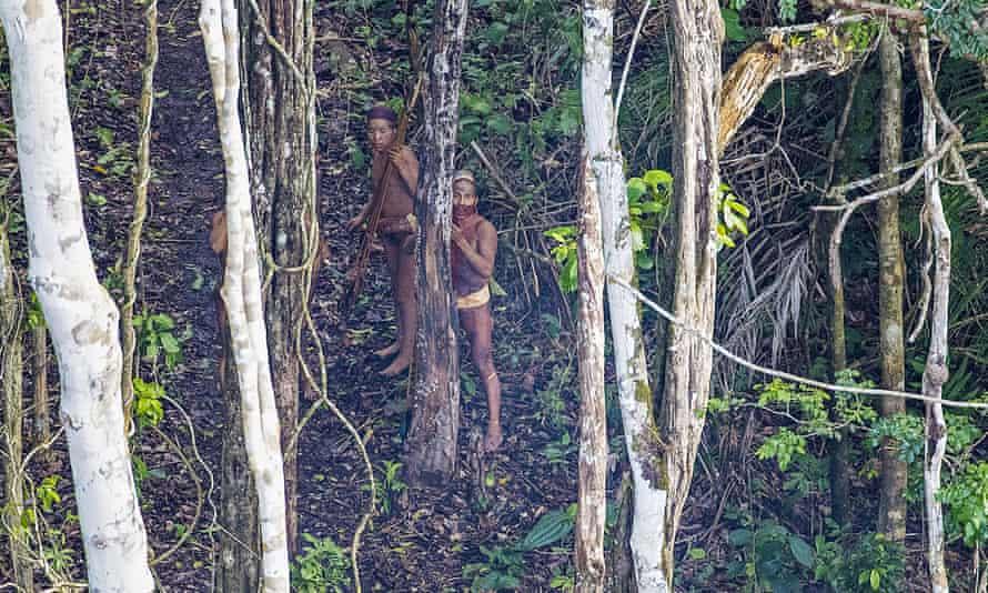 Indigenous people in Brazil