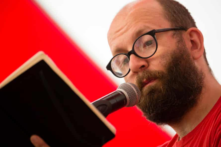 Back to basics … Daniel Kitson is known for his £5 development gigs.