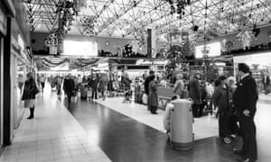 The Bransholme centre, now North Point shopping centre, in 1988