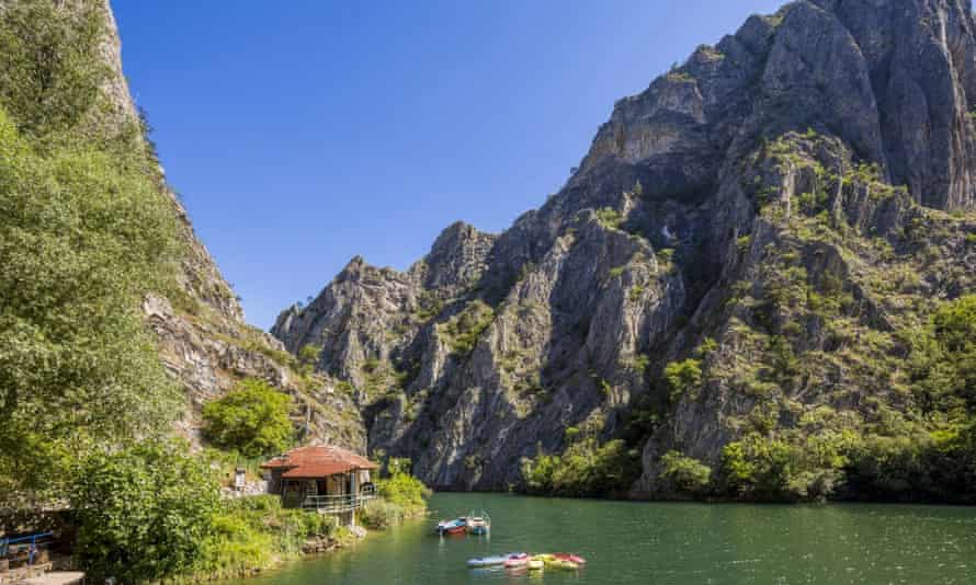 Matka gorge, Macedonia