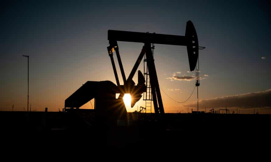 'The outlook for US shale companies bad before before the pandemic and the recent steep decline in oil demand that forced oil prices negative.'