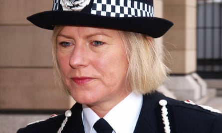 Sara Thornton is chair of the National Police Chiefs' Council.