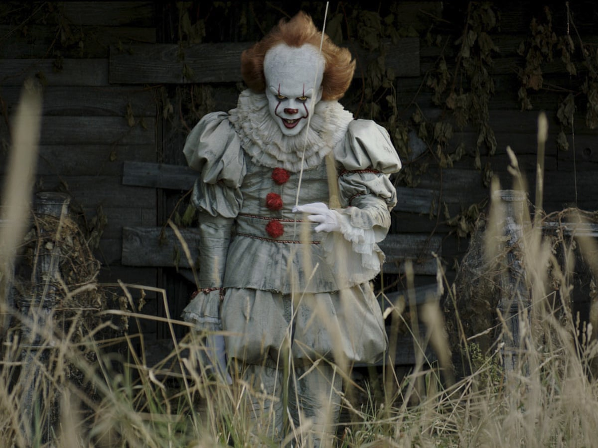 Stephen King Horror It Pennywise The Losers And Stranger Things Discuss With Spoilers It The Guardian