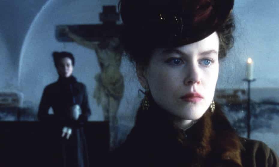 Nicole Kidman as Isabel Archer in the film adaptation of The Portrait of a Lady.