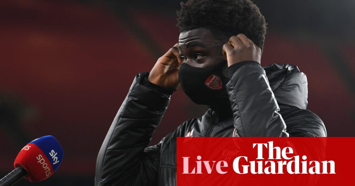 Arsenal v Newcastle: Premier League - live! | Football ...