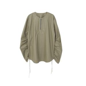Adjustable sleeves blouse £59.99, mango.com