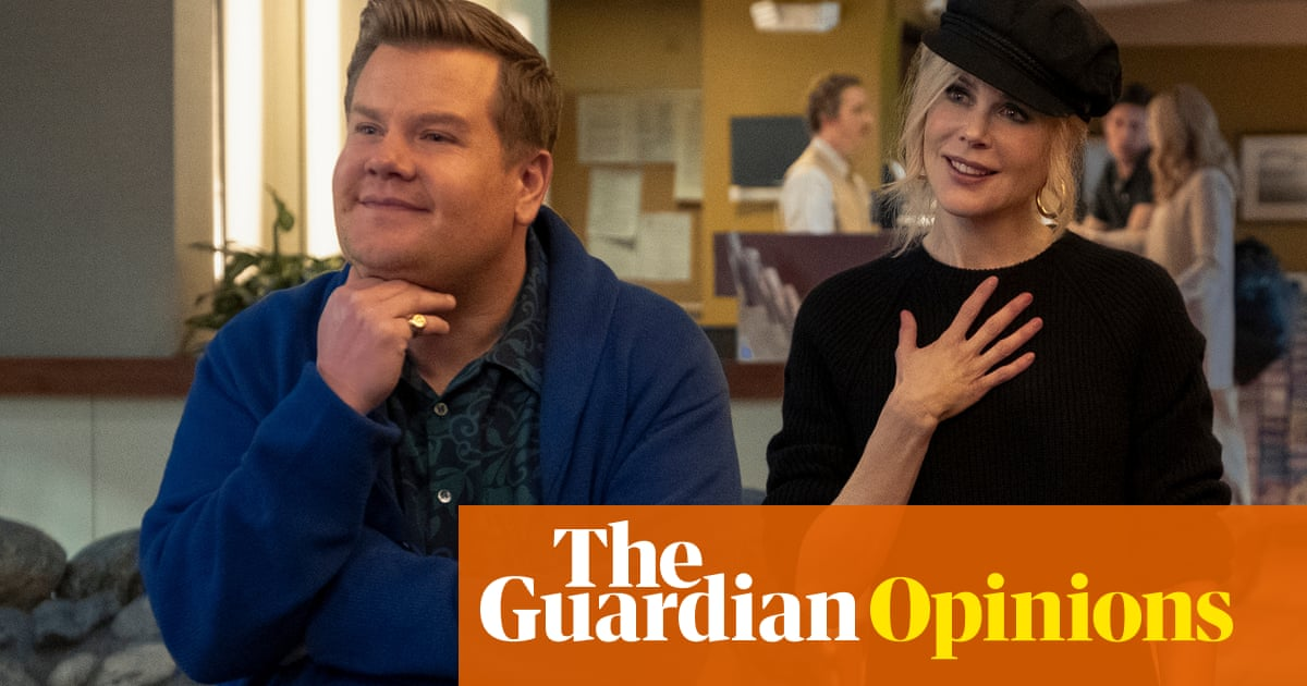 James Corden proves why straight actors should think twice before playing gay | Benjamin Lee