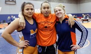 Girls' wrestling