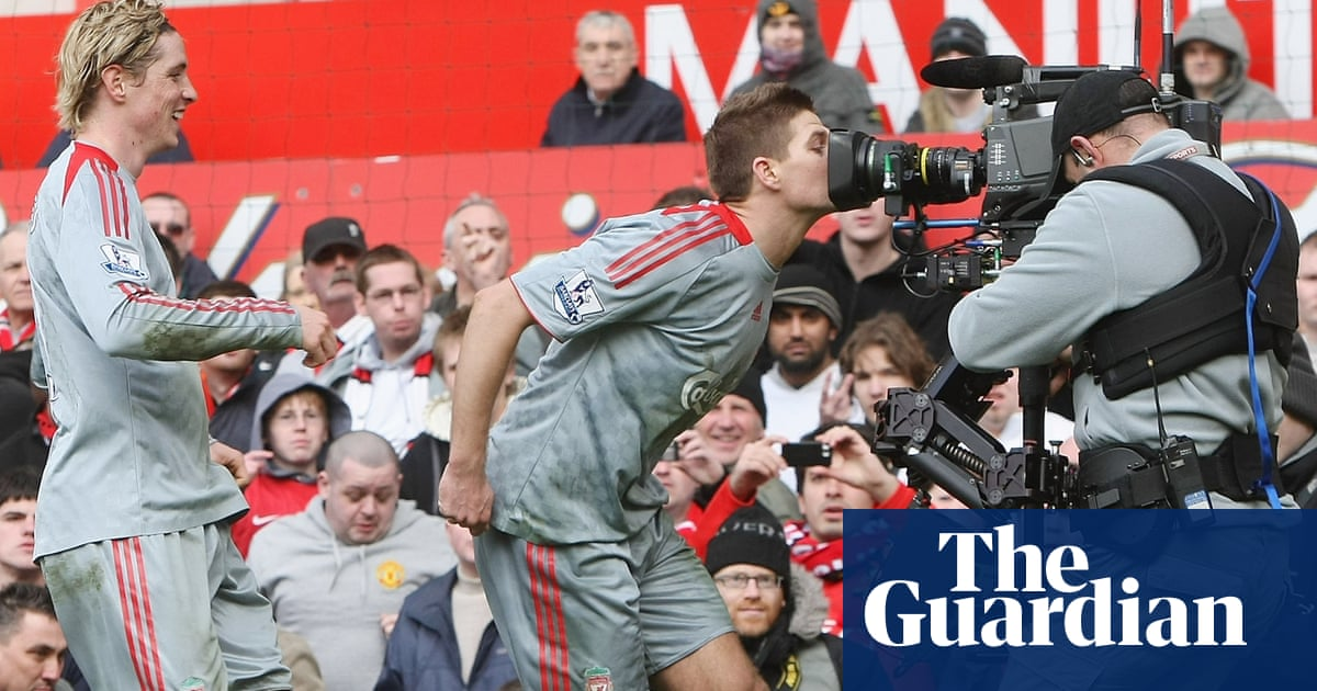My favourite game: Gerrard and Torres humiliate Manchester United