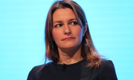 Lucy Frazer QC, the youth justice minister