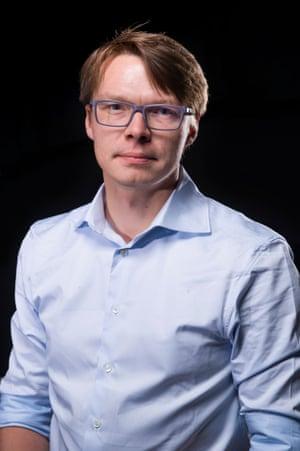 Sergey Ponomarev.