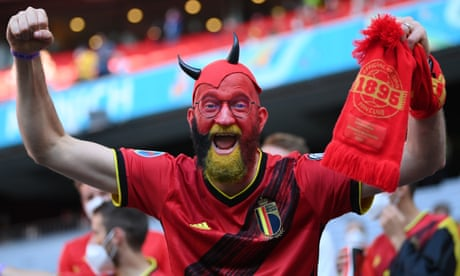 Belgium v Italy: Euro 2020 quarter-final – live!