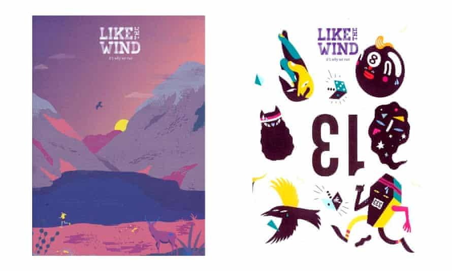 Like the Wind, £32 a year, likethewindmagazine.com