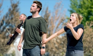 Is Ari Aster the new king of horror? ... Jack Reynor and Florence Pugh in Midsommar.