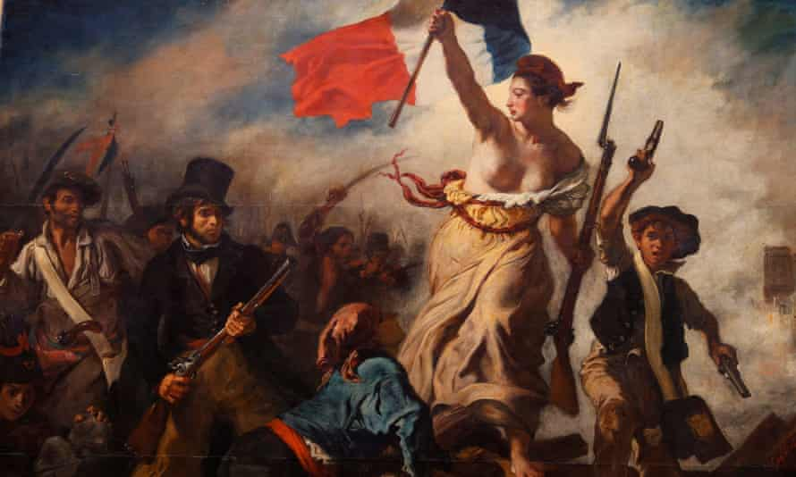 Liberty Leading the People by Eugène Delacroix (1830).