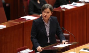 Penny Wong, in a speech in Singapore, blames 'breakdown in the global order' for inequality.