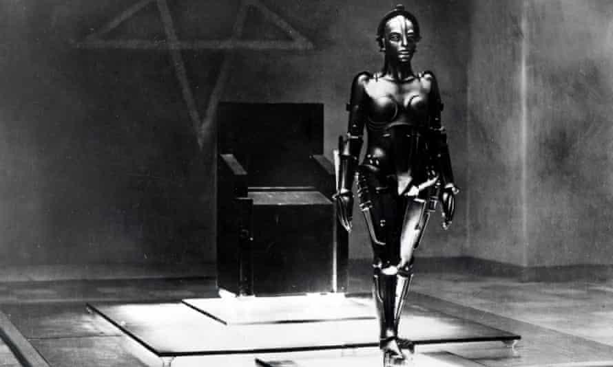 Fritz Lang's 1927 masterpiece Metropolis.