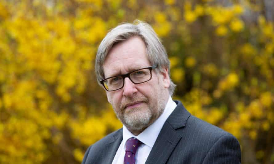 Donald Macaskill, Scottish Care CEO
