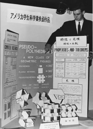 Science project exhibition in Japan