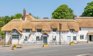 The Castle Inn, Lulworth, Dorset