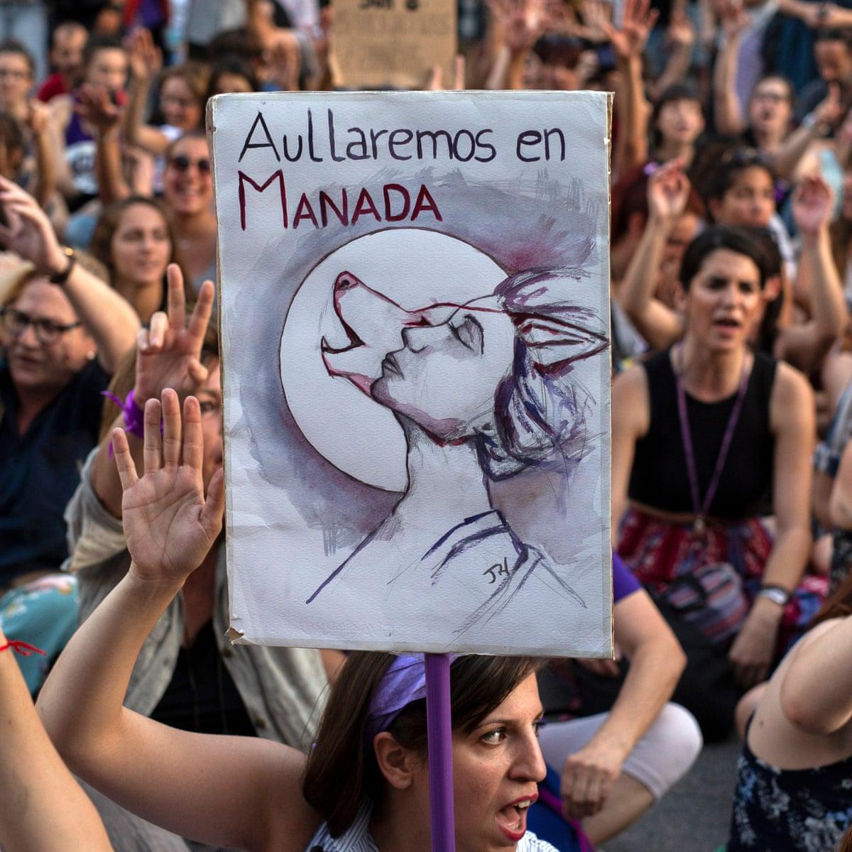 Ada Colau En Porno the shocking rape trial that galvanised spain's feminists