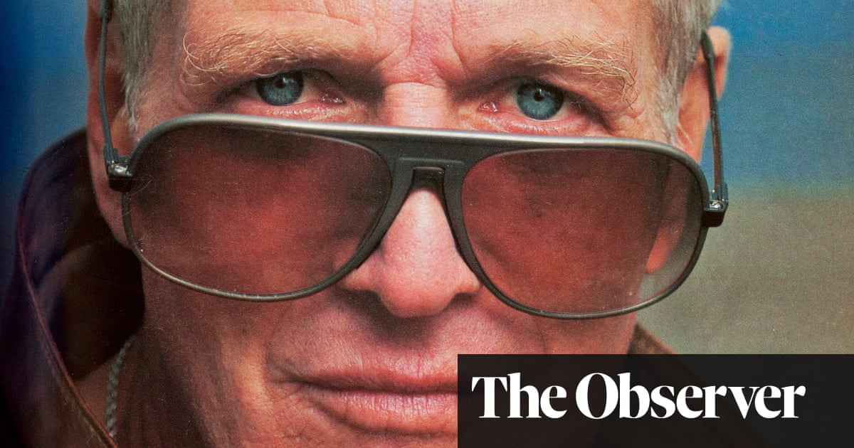 From the archive: gazing into Paul Newman's blue eyes, 1986