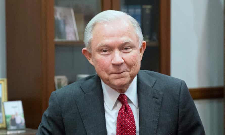 Republican Senator Jeff Sessions is set to be attorney-general.