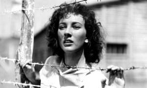 Valentina Cortese in The Wandering Jew, 1948.